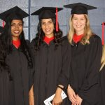 Photo of graduate students