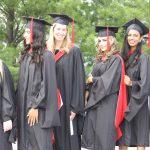 Photo of graduate students