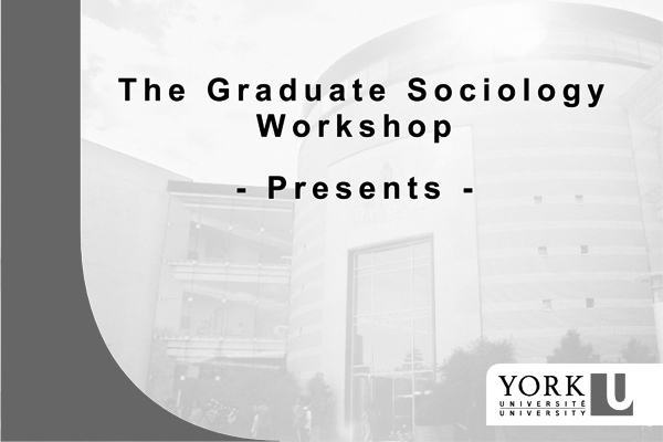 Sociology Workshops