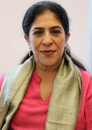 photo of Radhika Mongia